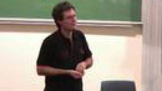 Lecture 12.3: The Amazing Alan Turing - Richard Buckland (extension lecture) UNSW 2008