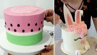 Топ 12 Удивительный украшения тортов