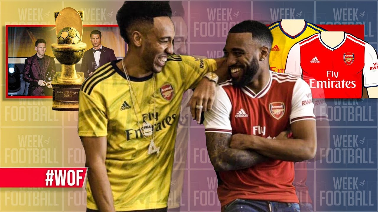 newest collection b4347 ba248 ARSENAL'S NEW KIT IS DISGUSTINGLY GOOD #WOF