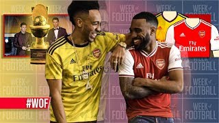 ARSENAL'S NEW KIT IS DISGUSTINGLY GOOD