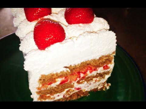 Whole Foods Strawberry Fields Cake