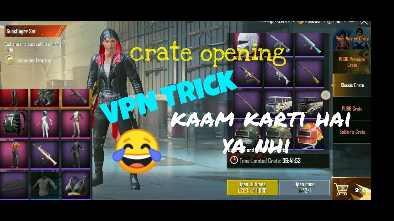 crate opening Vietnam server [vpn trick work??] by ll rio rulse! ll