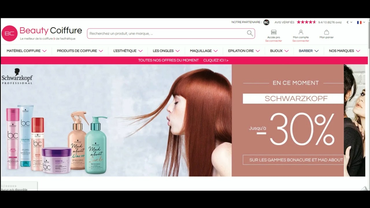 32++ Beauty coiffure code promo inspiration