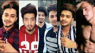 Mr Faisu, Hasnain, Adnaan, Faiz Baloch & Team07 Today New Latest Tik Tok Videos..