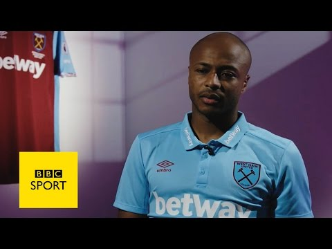 The making of Andre Ayew - BBC Sport