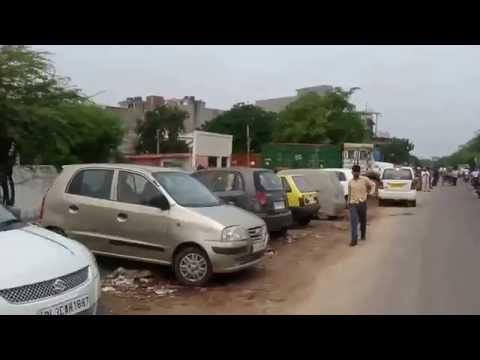 From Kalindi Kunj to Abul Fazal Enclave: video by www.okhlatimes.com