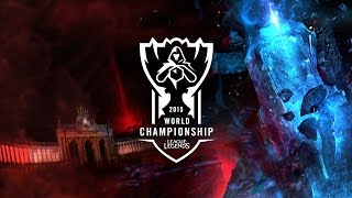 Worlds Collide: Semifinals