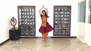 Sridevi Nrithyalaya - Bharatanatyam Dance - Yuddha Thillana Choreography in progress ...