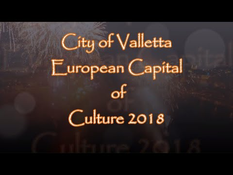 Valletta city of culture 2018  ( highlights of full show )