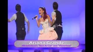 Ariana Grande - Born This Way/Express Yourself Mashup - Premiere