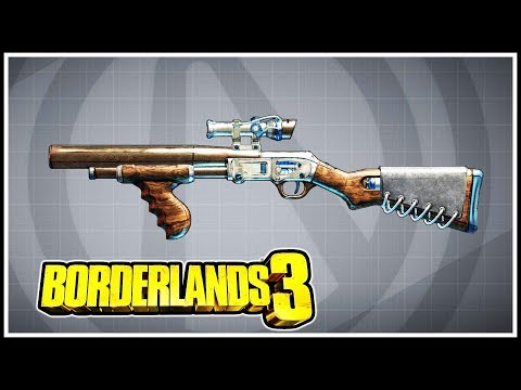 One Pump Chump Borderlands 3 Legendary Showcase
