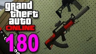 grand theft auto 5 multiplayer part 180 bullpup rifle gta online let s play