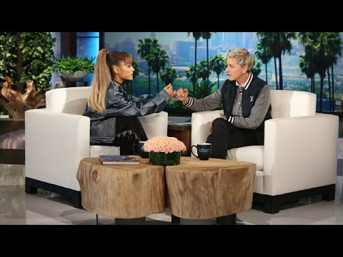 Ariana Grande on Love, Bicycles & the VMAs