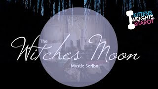 """Mystic Scribe"" November Witches Moon🌙"