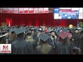 LIVE: MSUM Fall Commencement 2018 #MSUM2018