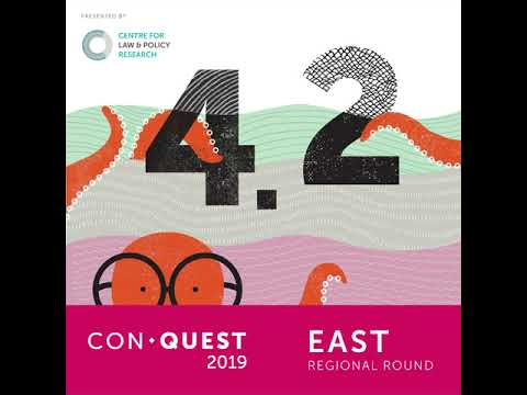 ConQuest 4 0: India's Premiere National Quiz on the Indian Constitution,  History and Politics