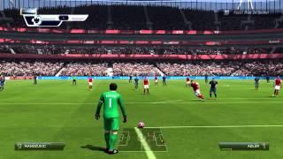 MATCH POSAY#1 FIFA 14 PC