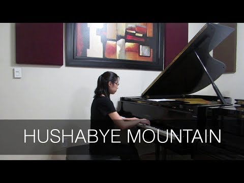 Hushabye Mountain - Chitty Chitty Bang Bang (Piano Cover) #ReuniteEveryChild
