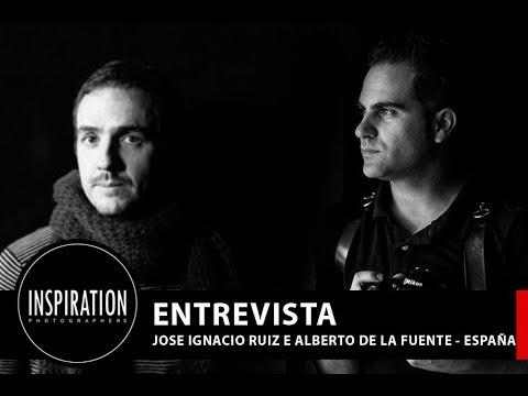 Inspiration en Madri con Jose Ignacio Ruiz y Alberto de la Fuente