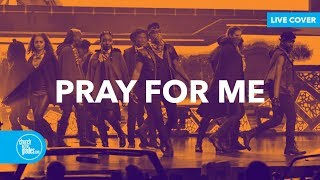 The Weeknd & Kendrick Lamar - Pray For Me (Live Cover)