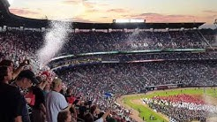 The Final Chop at Turner Field.  October 2, 2016