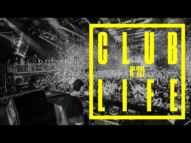 CLUBLIFE by Tiësto Episode 721