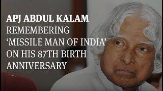 APJ Abdul Kalam: Remembering 'Missile Man of India' on his 87th birth anniversary