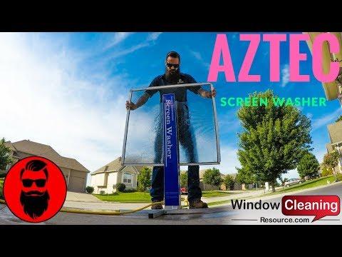 Aztek Screen Washer Tool Review