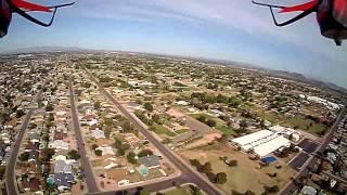 JJRC V686 Park Flight Height Test 391ft