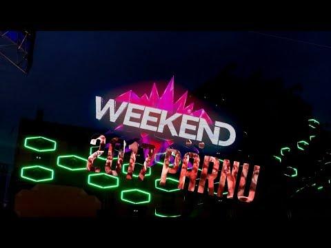 WEEKEND FESTIVAL BALTIC 2017 (FULLSCREEN) ft Frank, Tomi