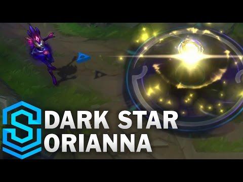 Dark Star Orianna Skin Spotlight - Pre-Release - League of Legends