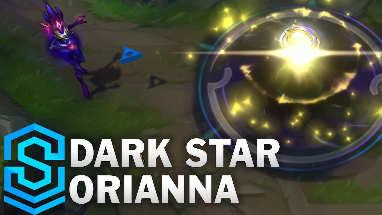 Dark Star Orianna Skin Spotlight Pre Release League Of Legends