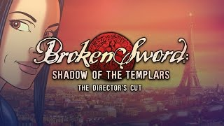 Broken Sword 1 - Directors Cut - No Commentary Play Through