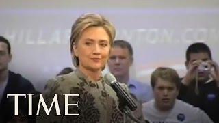 Clinton Wins Democratic Primary | TIME