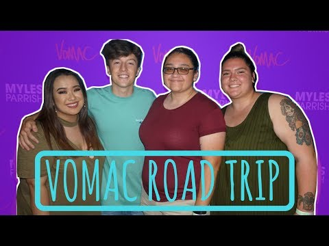 Vomac Road Trip: Fresno & Berkeley ft. Myles Parrish - June 16-17, 2017 - Vlog | Jill Millare