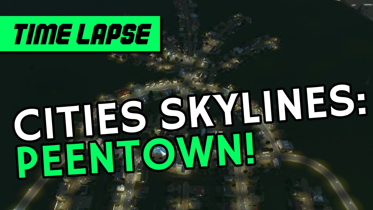 Steam Community :: Video :: Welcome to Peentown! Cities