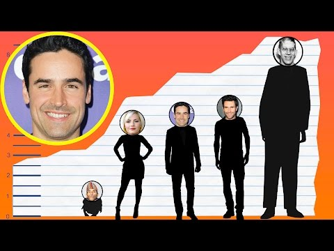 How Tall Is Jesse Bradford? - Height Comparison!