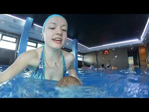 Грудничковое плавание в Москве | Dr. Loder Одинцово #02
