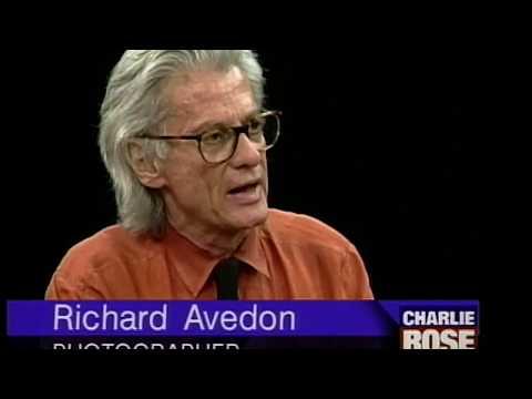 Richard Avedon interview (1995)