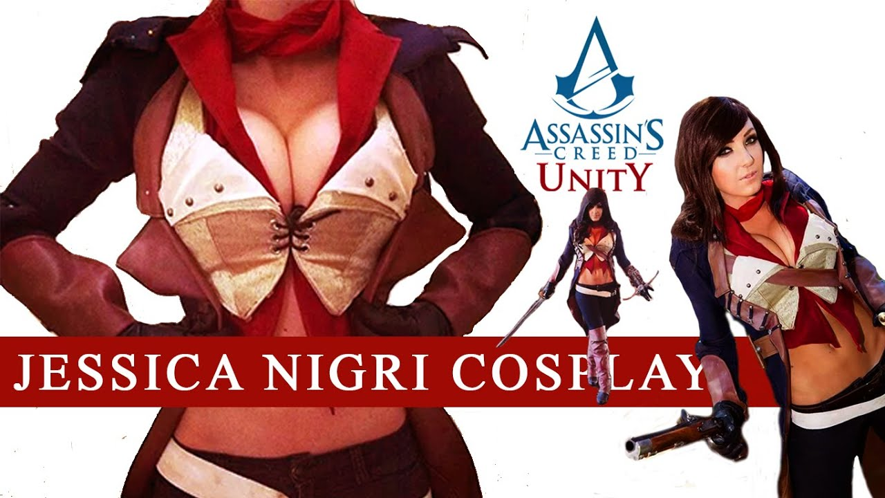 Sexy cosplay assassin's creed porn video pron movies