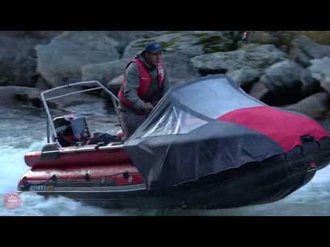 ЭТО НЕРЕАЛЬНО. Лодка для горной рыбалки!! Солар 470 СТРЕЛА. Лодки SOLAR. Водометная лодка. В тайге.