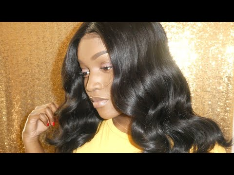 BOMBA$$ WAND CURLS: How To Lay Your...