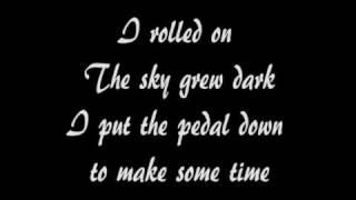 running Down A dream lyrics
