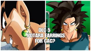 Download DRAGON BALL XENOVERSE 2 DLC 5 Potara Earrings For CAC? Mp3 and Videos