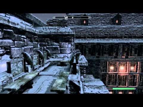 Как построить дом в The Elder Scrolls V:Skyrim