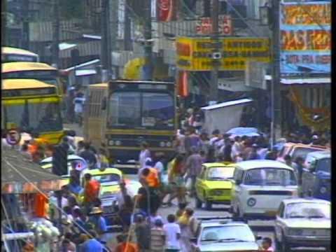 Mission to Amazonia documentary [1991]