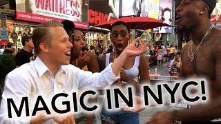 MAGIC VLOG IN NEW YORK CITY