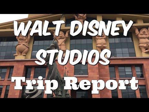Walt Disney Studios (Burbank) Trip Report