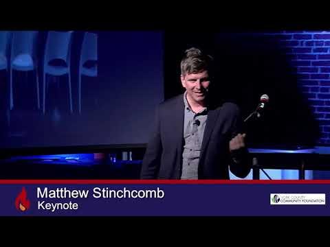 YorIt Social Venture Challenge Keynote - Matt Stinchcomb