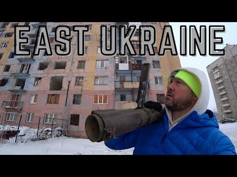 Solo Through War-Torn Donbass 🇺🇦